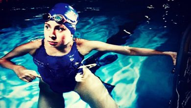 Photo of Liz Johnson on her Paralympic swimming career and being a disabled entrepreneur