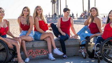 Photo of The Rollettes: an all-female disabled dance troop empowering women