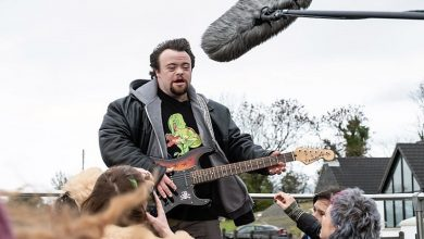 Photo of James Martin: an award-winning actor with Down's Syndrome