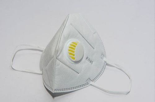 KN95 filter face mask