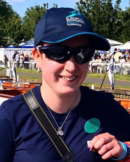 Roesie Percy at at Henley Royal Regatta
