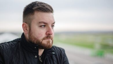 Photo of Alex Brooker: disabled journalist, comedian and co-host on The Last Leg