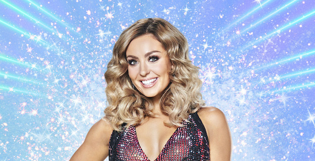 Photo of Amy Dowden: Strictly dancer living with Crohn's disease