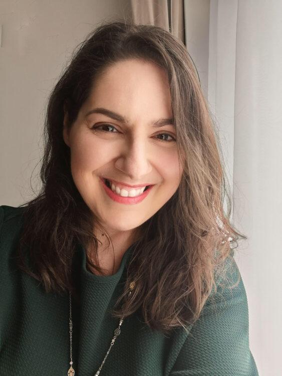 Headshot of Carla King