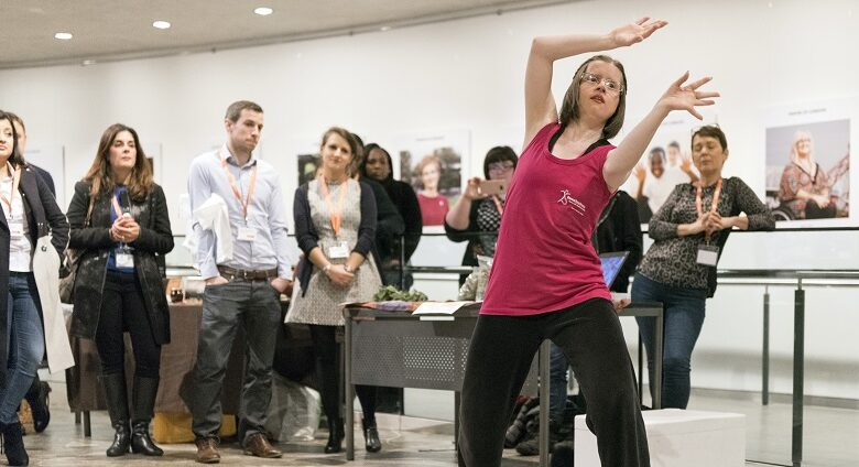 Photo of Using dance to help people reach their potential and change perceptions of disability