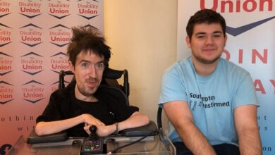 Photo of The Disability Union: how it can help you to fight for your rights