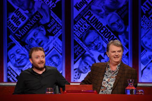 Chris McCausland & Paul Merton on Have I Got News For You