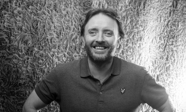 Photo of Chris McCausland: stand-up comedian and actor with retinitis pigmentosa