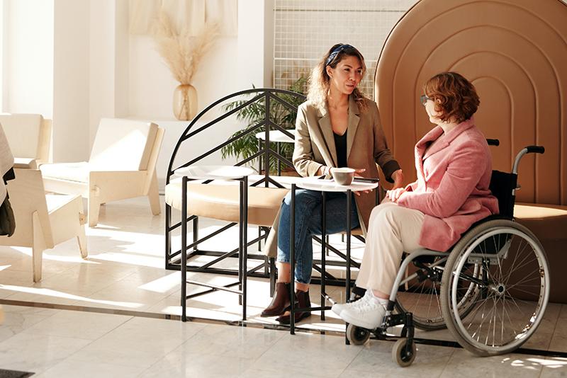 Disability Confident Employer image