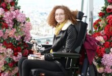 Photo of Using blogging and speaking to raise awareness of disabilities