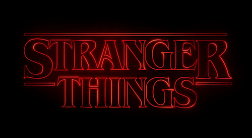 Stranger Things - Netflix Original