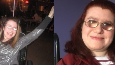 Photo of Emma Purcell: news editor and feature writer at Disability Horizons