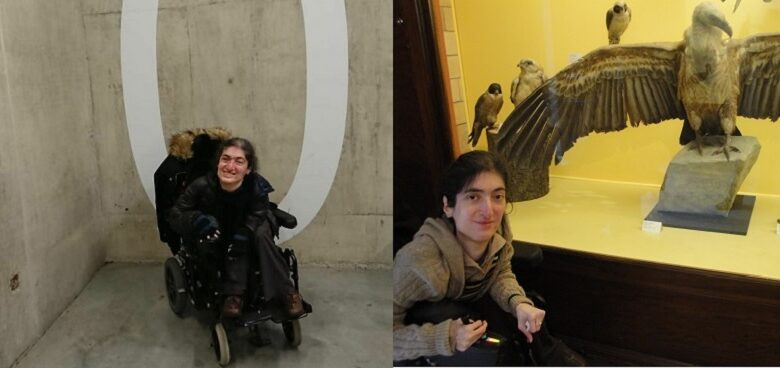 Photo of Raya Al-Jadir: finding myself and my home with Disability Horizons