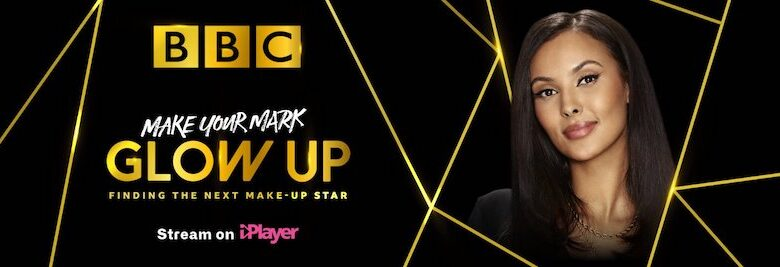 Photo of BBC make-up show Glow Up celebrating disability and diversity
