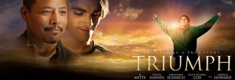 Photo of Disabled actor RJ Mitte stars in new hit film Triumph