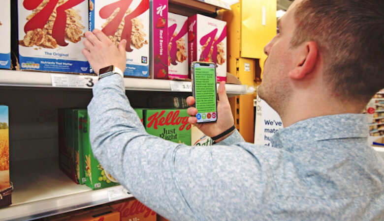 Photo of Kellogg's to roll out cereal boxes with world-first technology for blind and visually impaired people