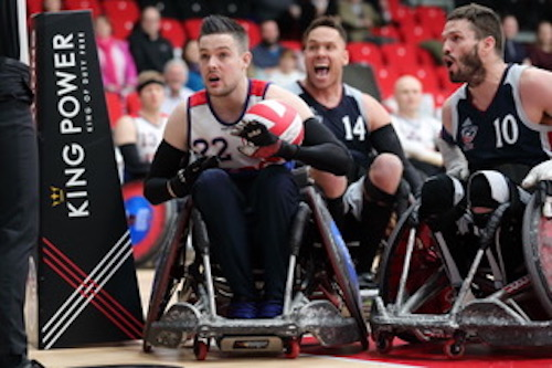 Chris-Ryan-with-wheelchair-rugby-team-mates.