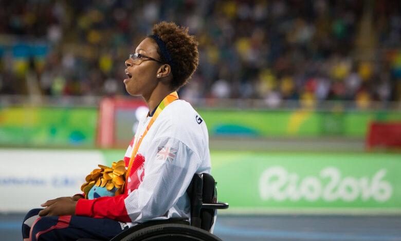 Photo of Tokyo 2020 Paralympics: Wheelchair racer Kare Adenegan in the spotlight