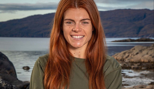 Lauren Steadman on Celebrity SAS Who Dares Wins