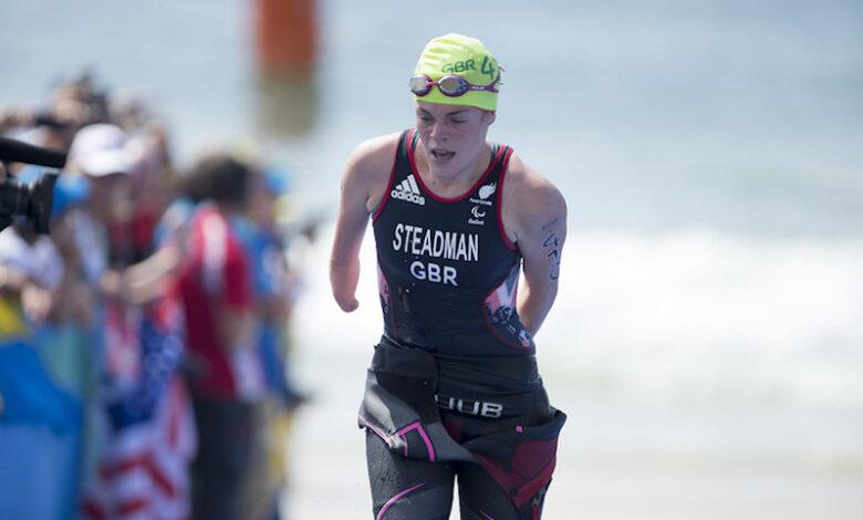 Photo of Tokyo 2020 Paralympics: Para-triathlete Lauren Steadman in the spotlight