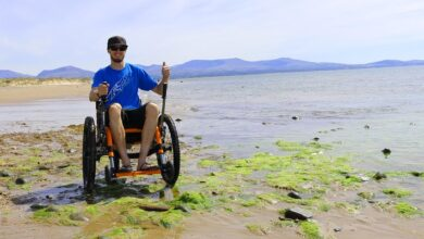 Photo of WIN FREE hire of a Mountain Trike all-terrain wheelchair and £200 off the purchase