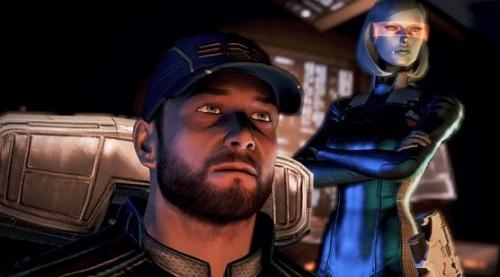 Joker in Mass Effect 3