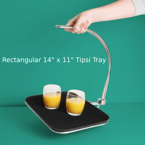 Rectangular-11-by-14 Tipsi Tray - kitchen aids for disabled