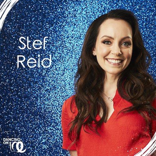 Stef Reid on Dancing On Ice